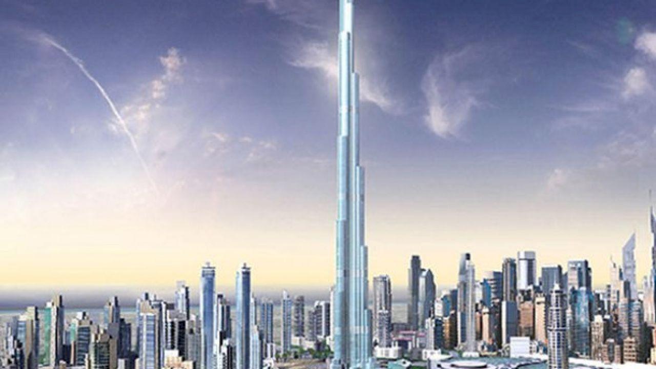 كم طول برج خليفة Dubai Skyscraper Dubai Holidays Burj Khalifa