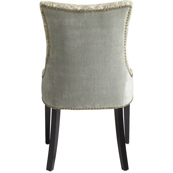 Magnificent Adele Smoke Blue Dining Chair Dining Room Ideas Home Interior And Landscaping Synyenasavecom