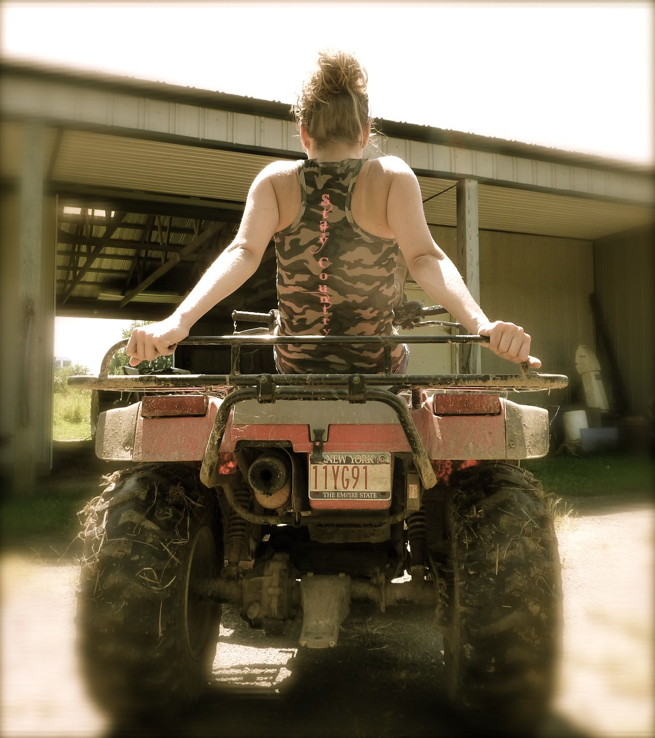 Stay Country Racerback Camo Tank, Stay Country Clothing ...