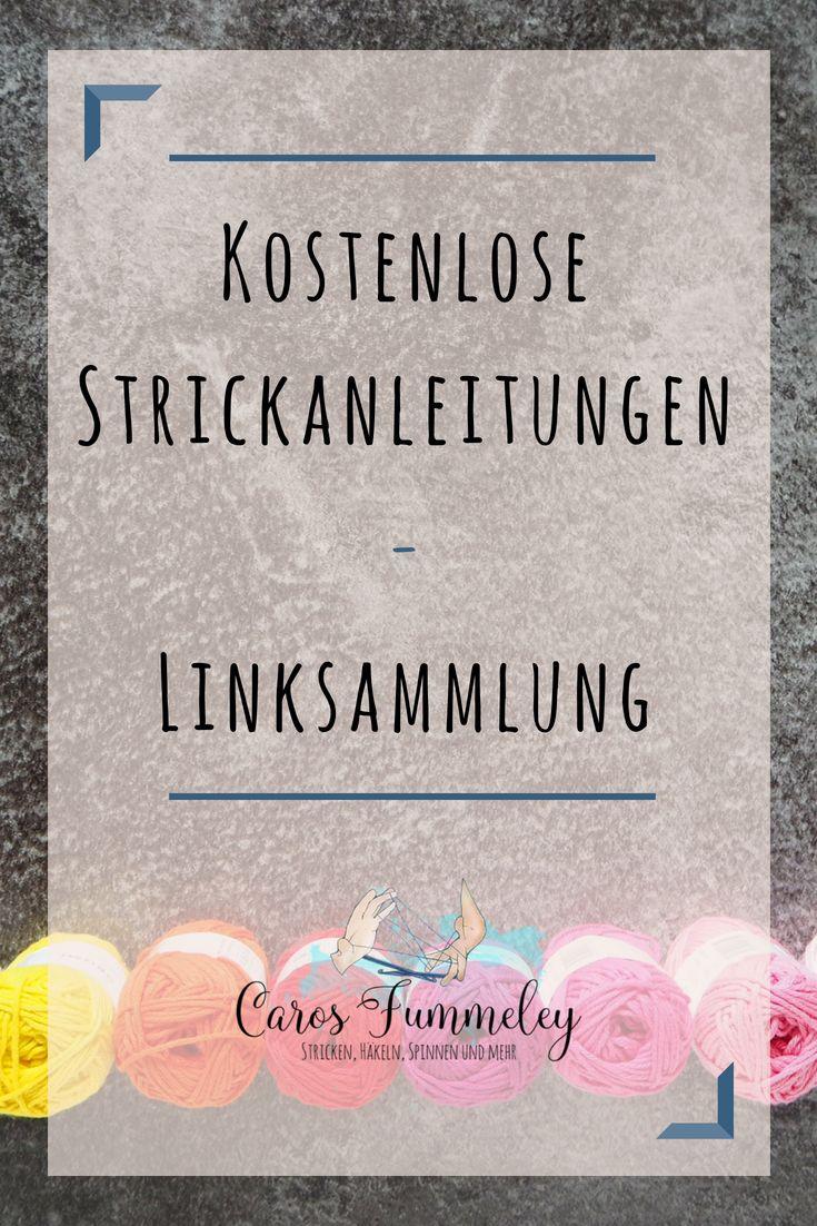 Photo of Wo finde ich Strickanleitungen kostenlos? – Linkliste