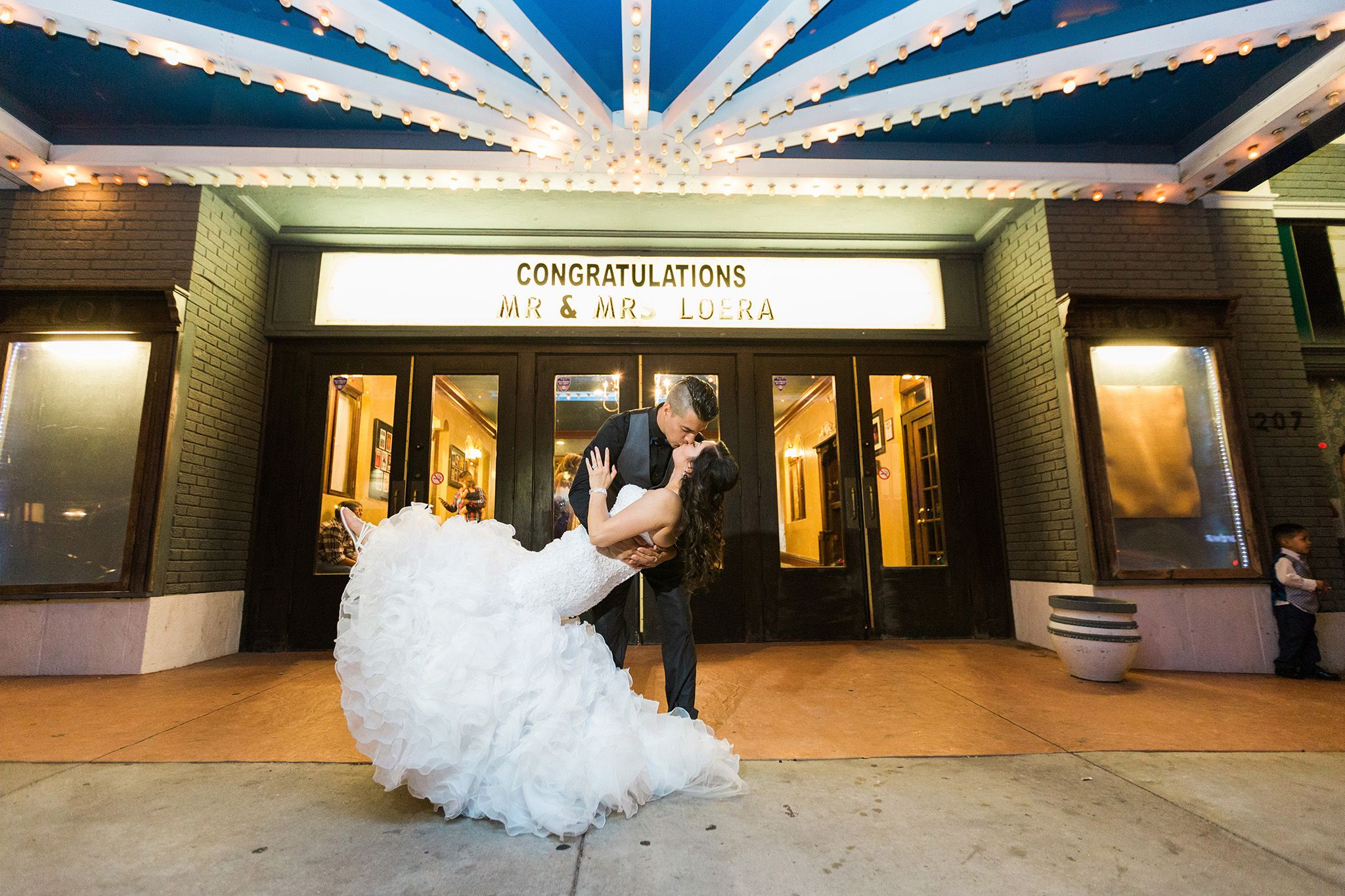 Crown Uptown Theatre Wedding Reception Venues Venues Wedding Dressses