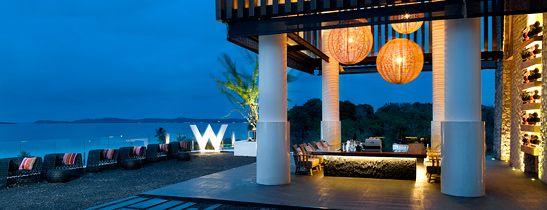 W Hotel   Koh Samui, Thailand