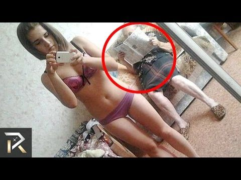The Cringiest Selfies Posted On The Internet - YouTube