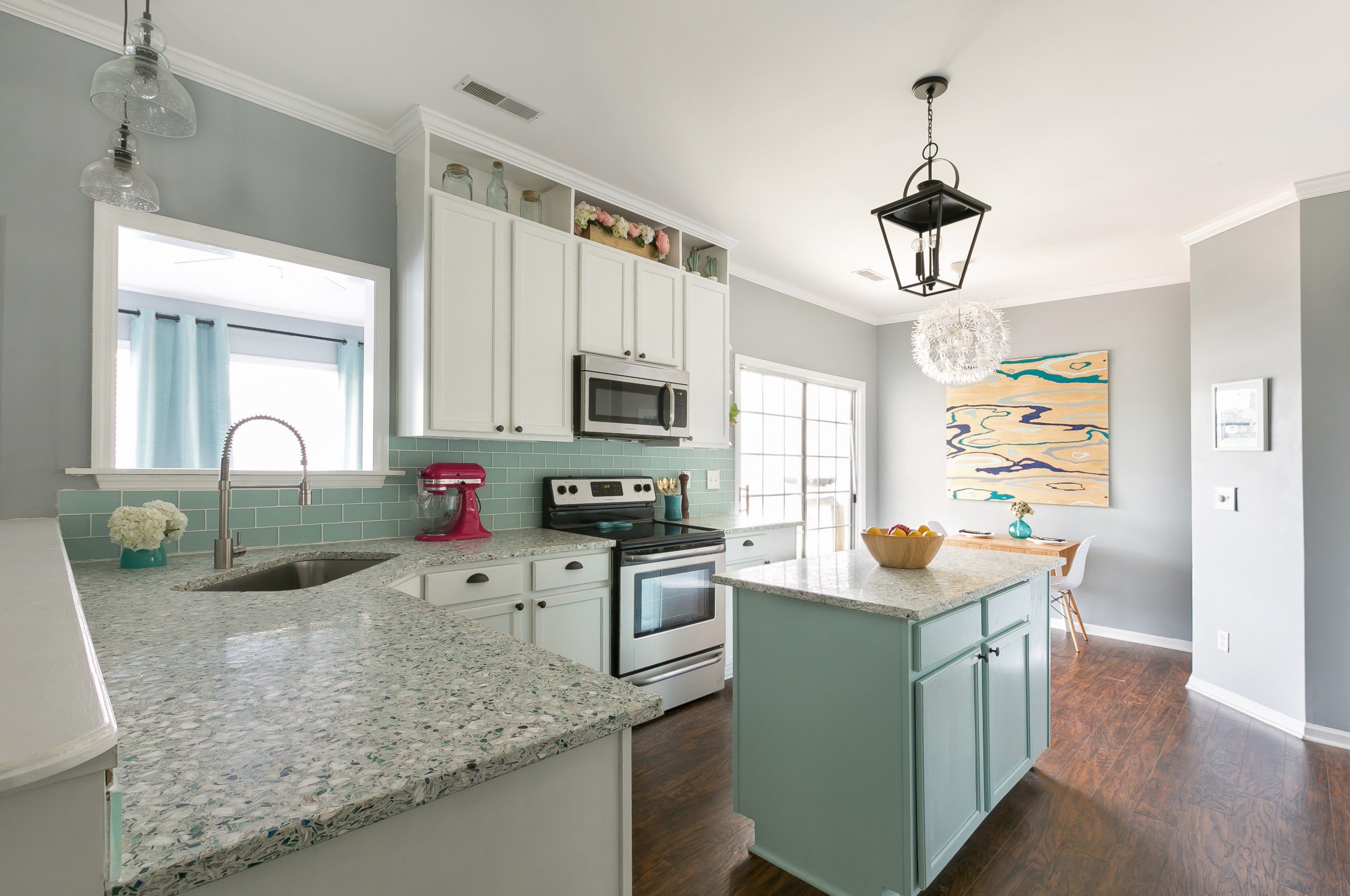 Our Kitchen for Charleston Home & Design Magazine | Design magazine ...