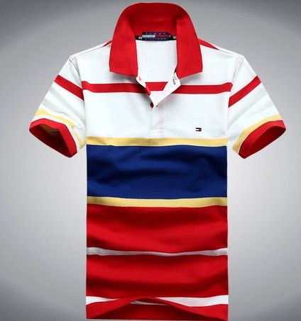 Tommy Hilfiger men polo 6 | Tommy hilfiger t shirt, Polo t