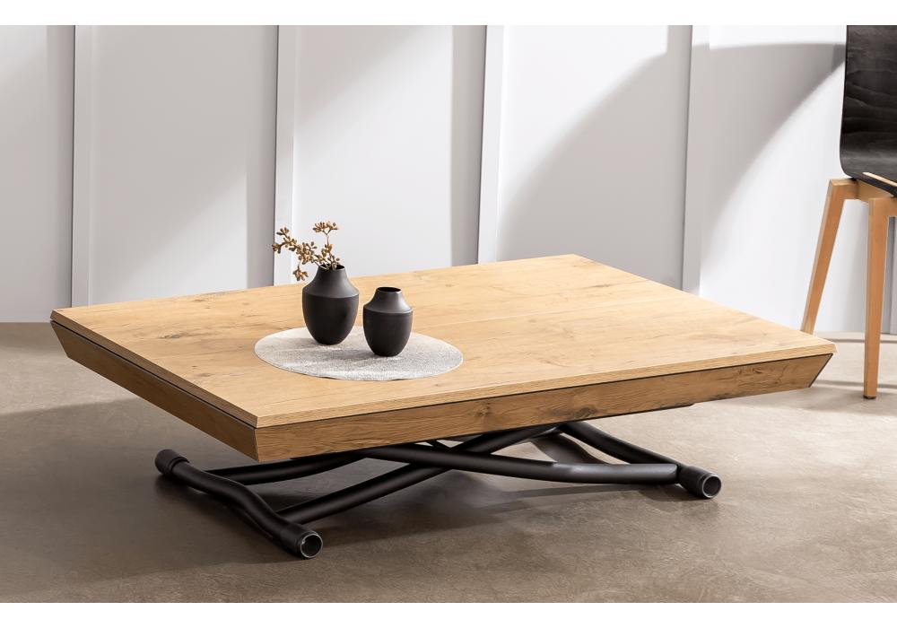 table basse relevable extensible la