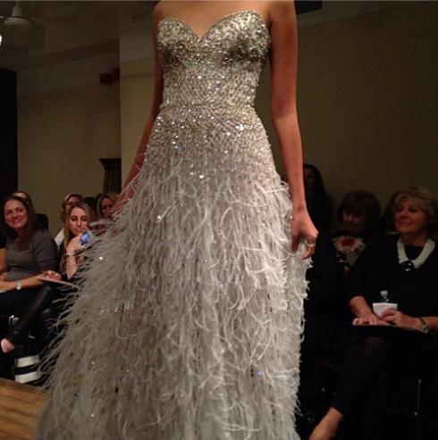 Lazaro Fall 2014 Bridal I Coral Gables I Chic Parisien I