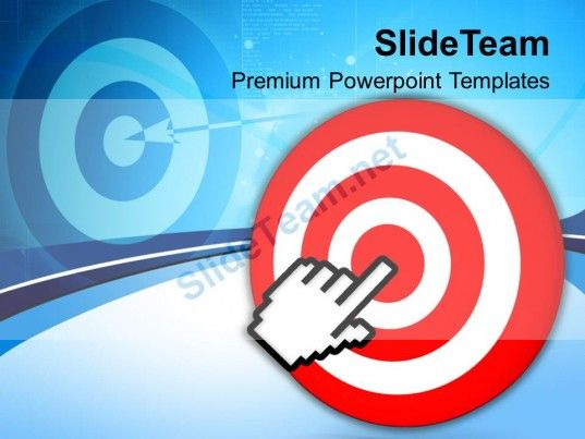 Target with computer cursor technology powerpoint templates ppt check out this amazing template to make your presentations look awesome at ppt templatetemplatesppt themestheme backgroundtargetgraphicsbackgroundsbusiness toneelgroepblik Gallery