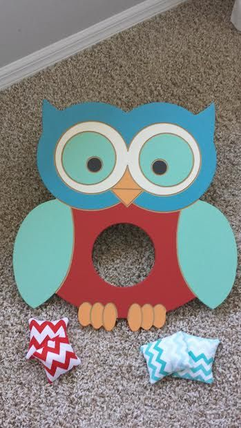 this is a really awesome kids corn hole game that doubles as wall decor! Etsy listing at https://www.etsy.com/listing/178951704/kids-game-and-decor