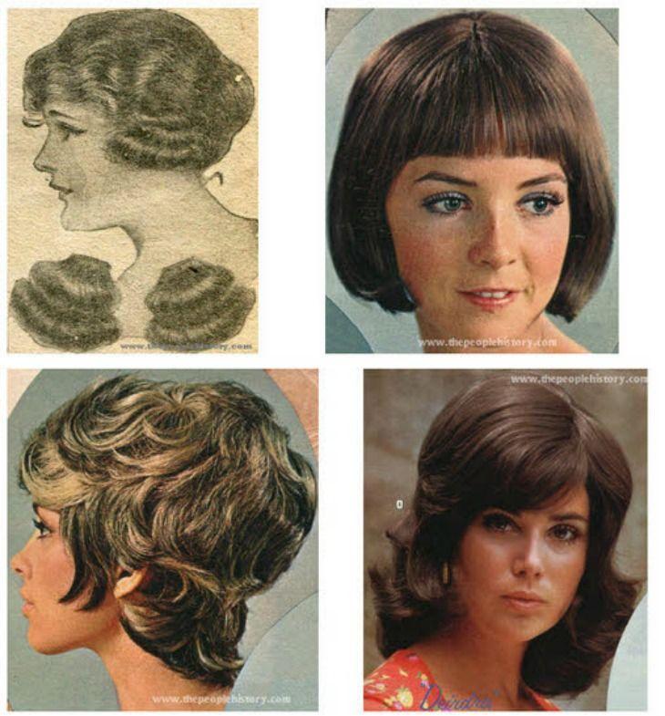 Short Boyish Haircuts Were Popular Throughout The 1920s To