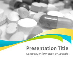 Medical PowerPoint Template Is A Free Healthcare For Doctors And Physicians Who Need To Make Awesome Presentations