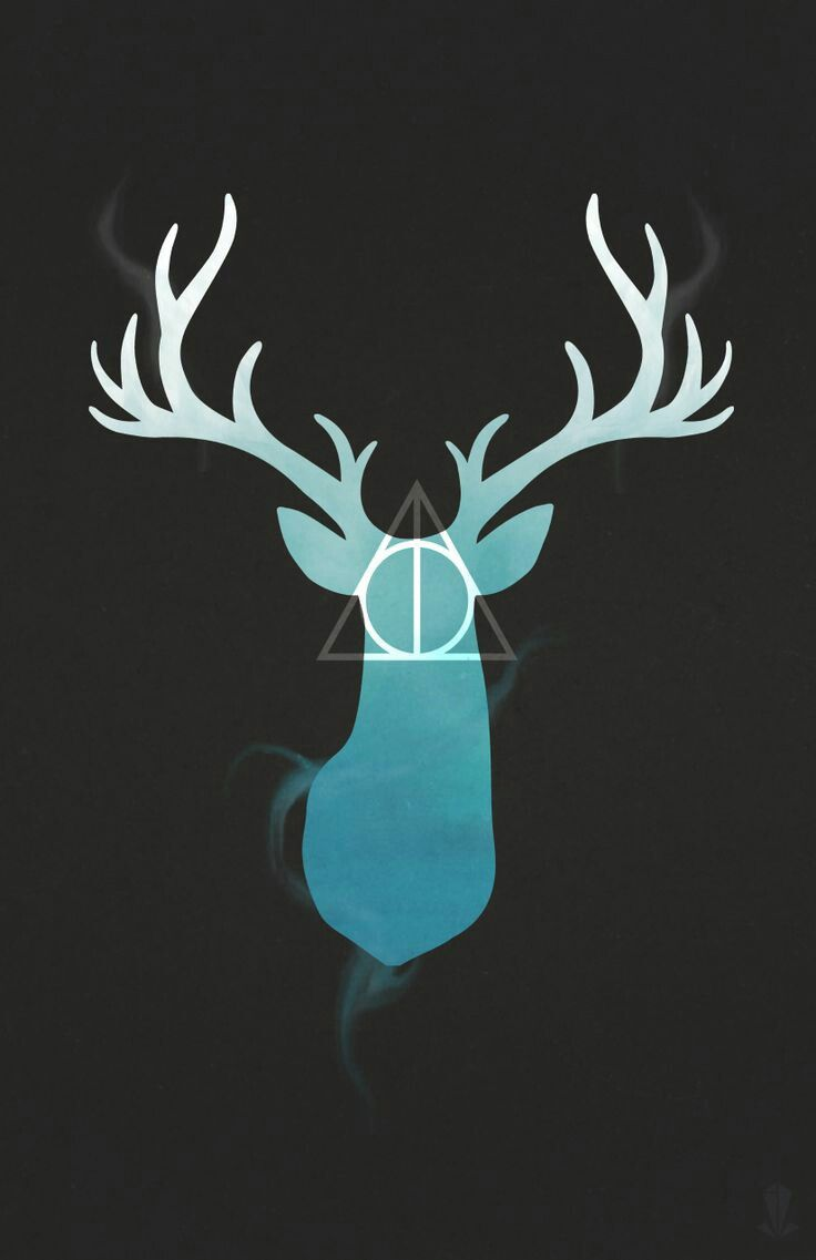 Espectro Patronusreliquias De La Muerte Art Harry Potter