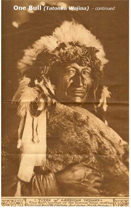 Photo of Indian histories, photos, etc told by warriors living in the 1800's to Col. A. B…