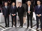 Le Figaro Premium - Débat : quand Emmanuel Macron virevolte jusqu'à la contradiction