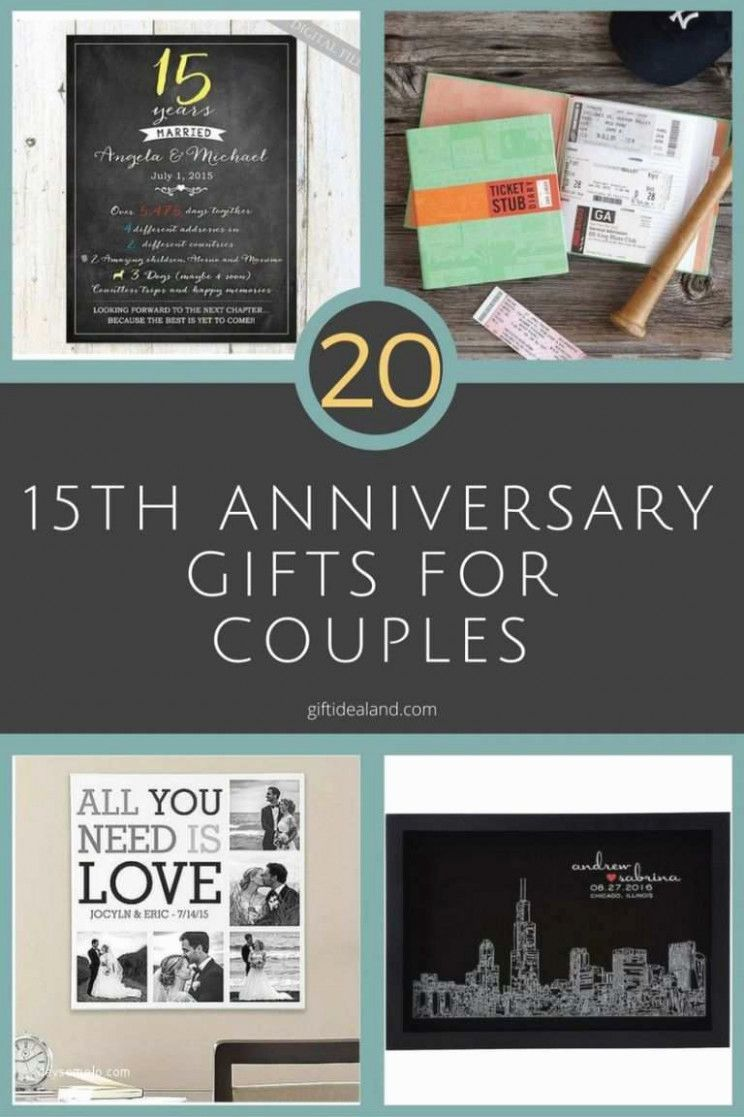 Pin by Gift on Gift 15th wedding anniversary
