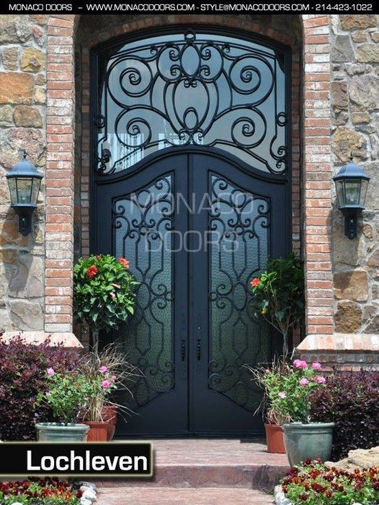 These Are Nice Front Doors