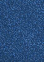 Lovely Branches Dark Blue - Seinäruusu