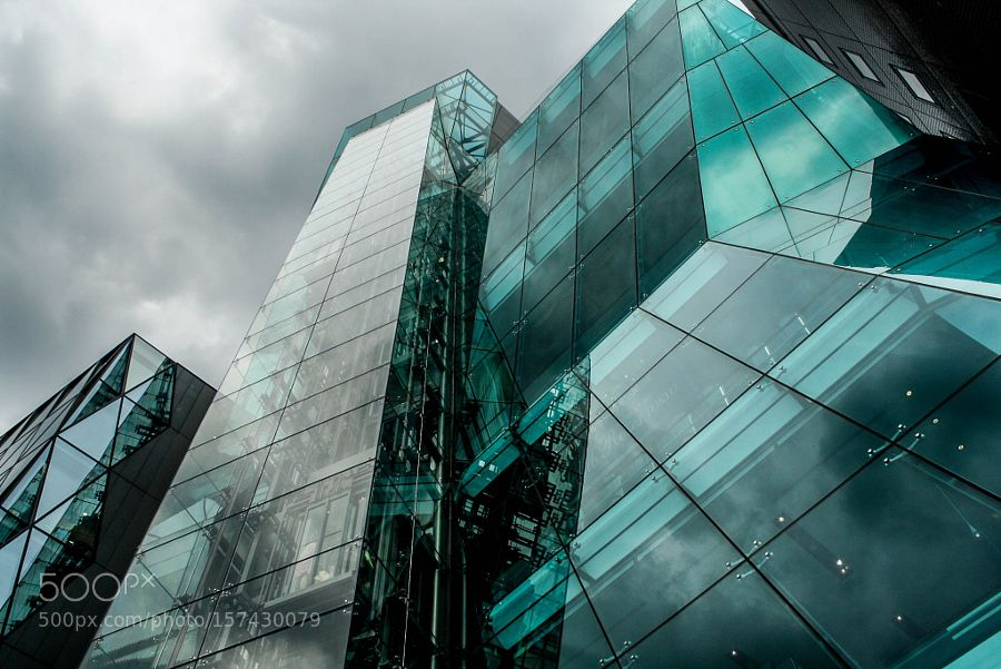 The emerald city by alina3991 #architecture #building #architexture #city #buildings #skyscraper #urban #design #minimal #cities #town #street #art #arts #architecturelovers #abstract #photooftheday #amazing #picoftheday