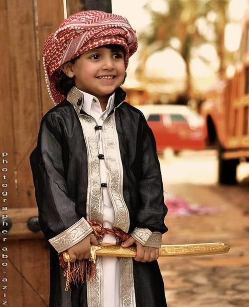 Arabian Traditional Clothing Kids - Google Search | Outfits | Pinterest | Costumes
