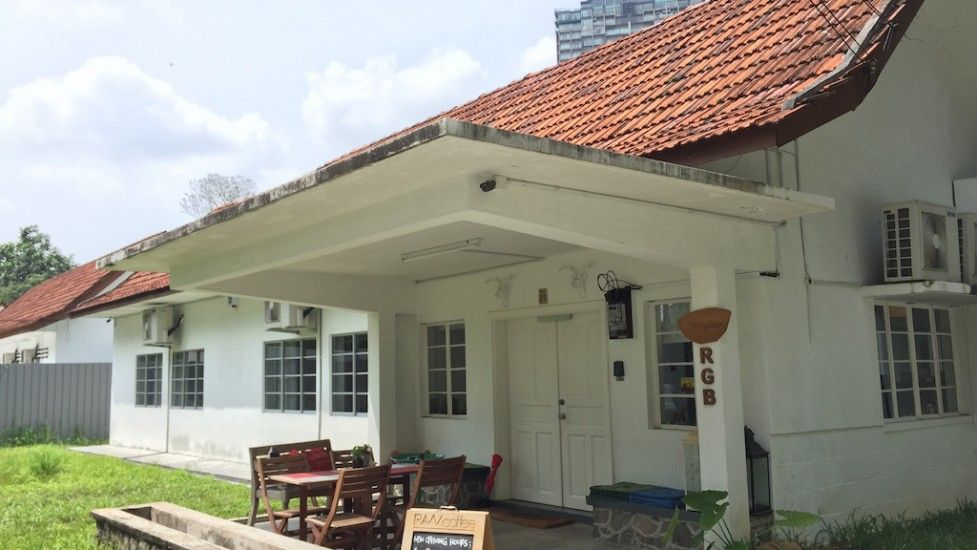 Rgb Coffee Cafe Event Venue Vmo Cafe Venue Bungalow Outdoor Decor