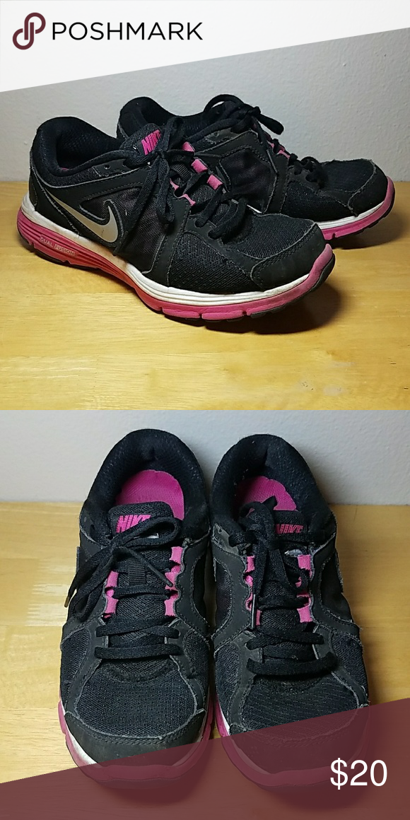 promo code 70200 1a3fe Nike Dual Fusion Great Nike running shoes Warm and thick Womens size 7 Nike  Shoes Athletic Shoes
