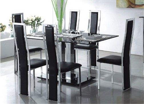Glass Dining Table Becoming More Popular Simply Because They Are Custom Bases For Glass Dining Room Tables Inspiration
