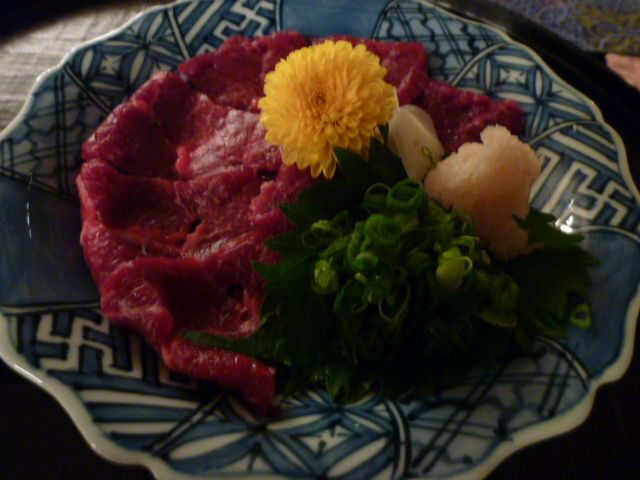 "Cena di ""Senjukaku""(Hotel), Kanbayashi-Onsen(Terme) Nagano Japan"