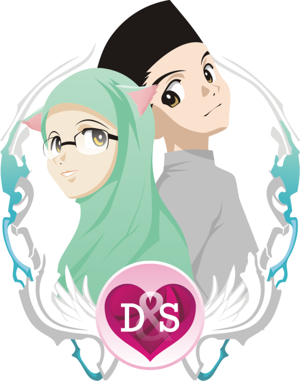 Anime Manga Hijab Art Dviana Muslimah Pinterest Anime Art And