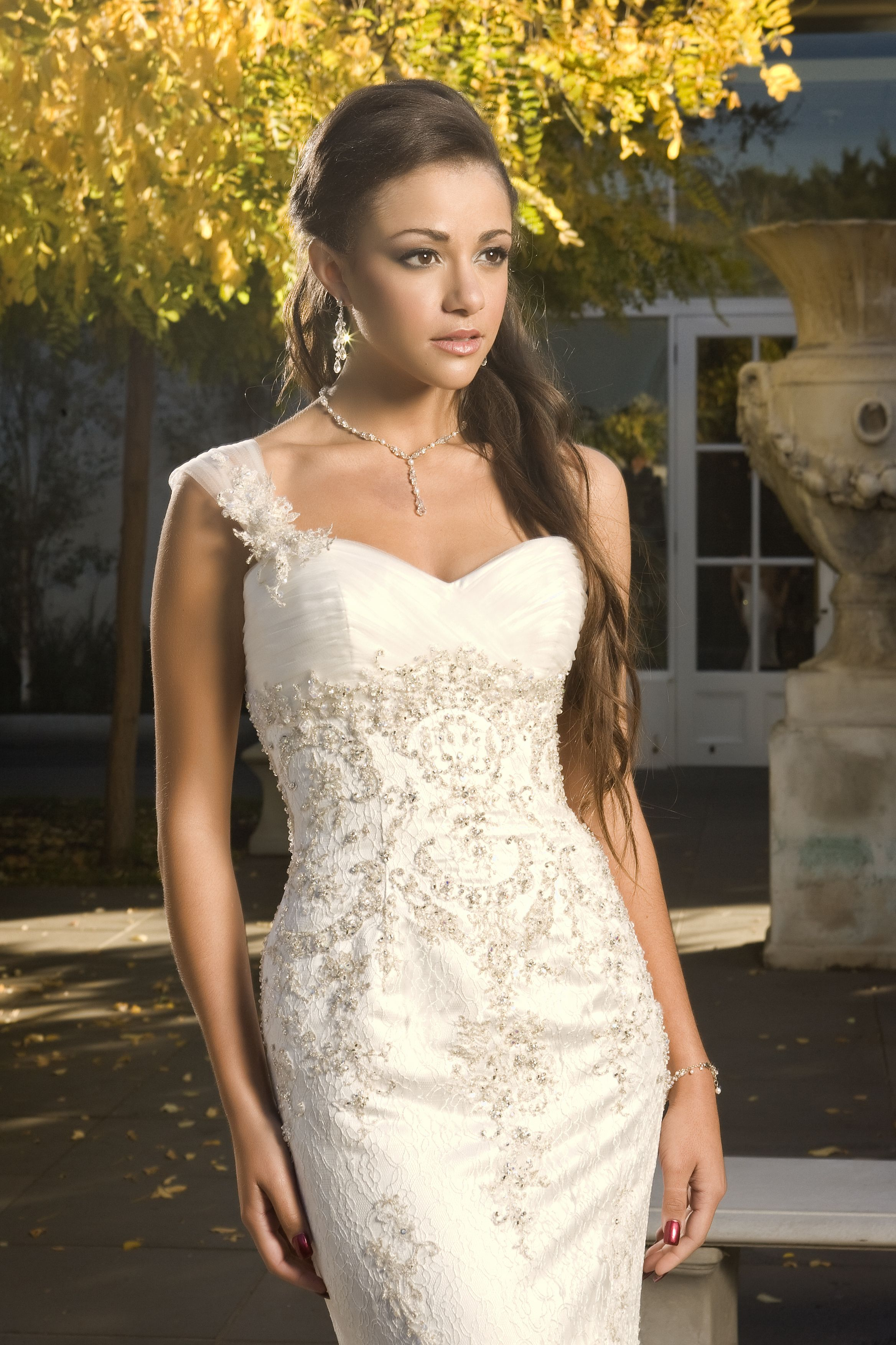 Lace dress wedding  Gorgeous lace dress with such pretty intricate detail So elegant