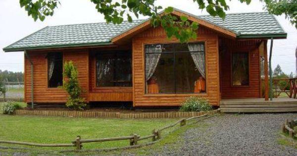 Resultado de imagen para casas de campo peque as ideas for Casas prefabricadas pequenas