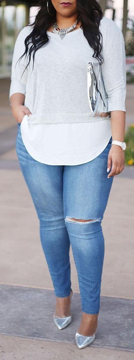 81cbf9126f49 Curvy Summer Fashion for Women - #curvy #plus #size #outfits #fashion