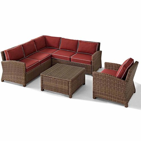 Free Shipping Available Buy Bradenton Wicker 5 Pc Patio Lounge Set At Jcpenney Com Today And Enjoy Great Savings Available Onli Patio Seating Outdoor Furniture Sets Patio Furniture Sets