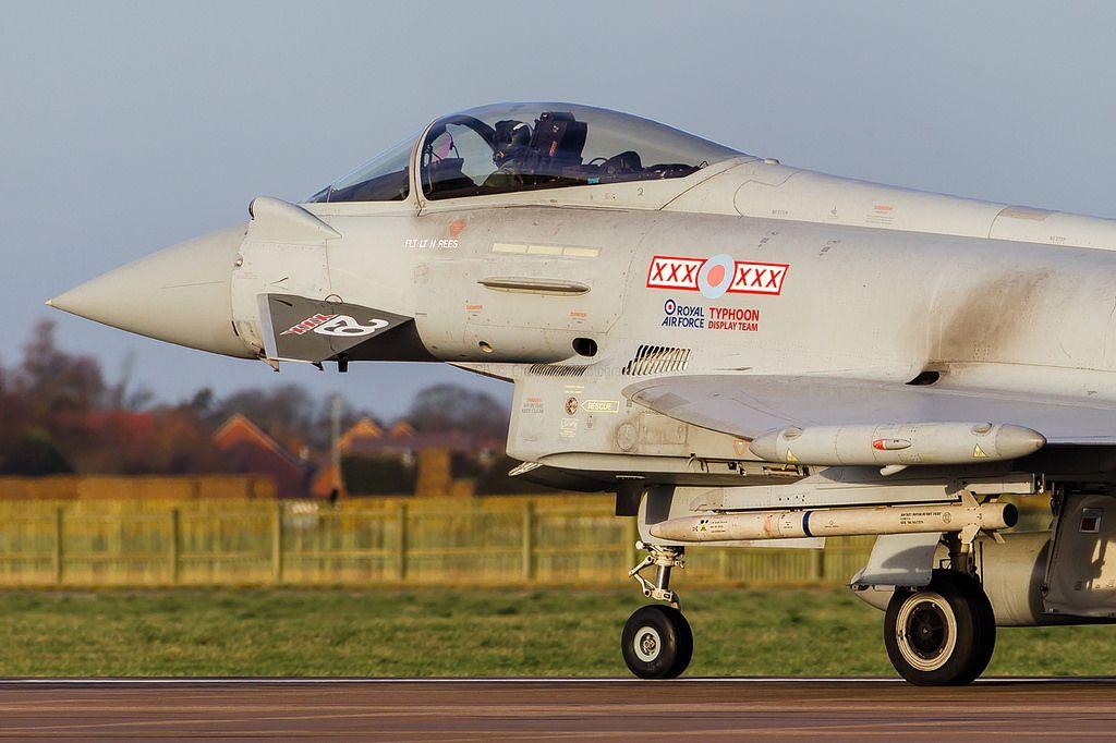 Typhoon FGR4, Eurofighter, Royal Air Force