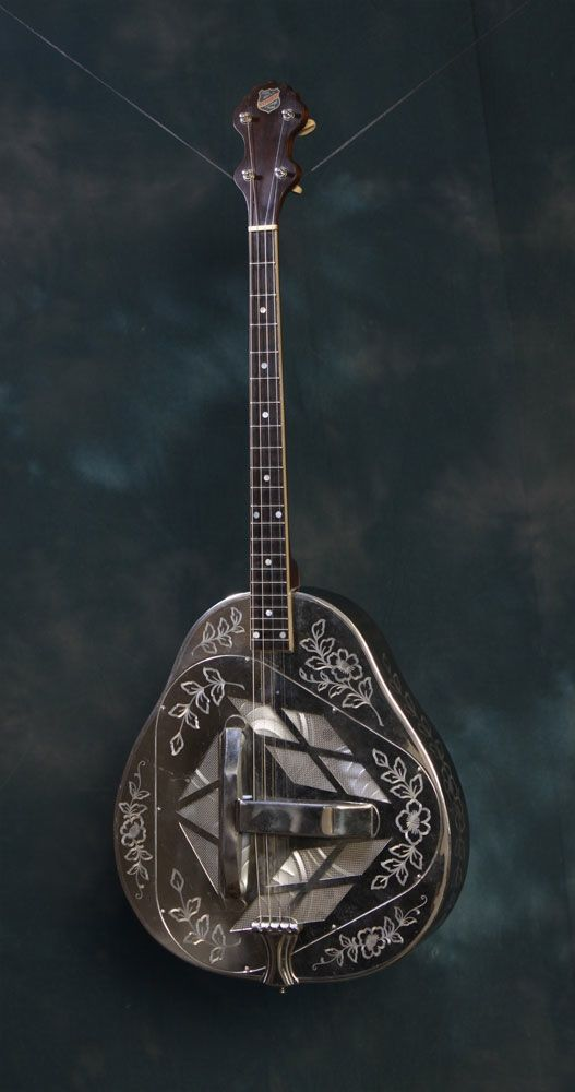Catch of the Day: 1927 National Style 2 Tenor Guitar