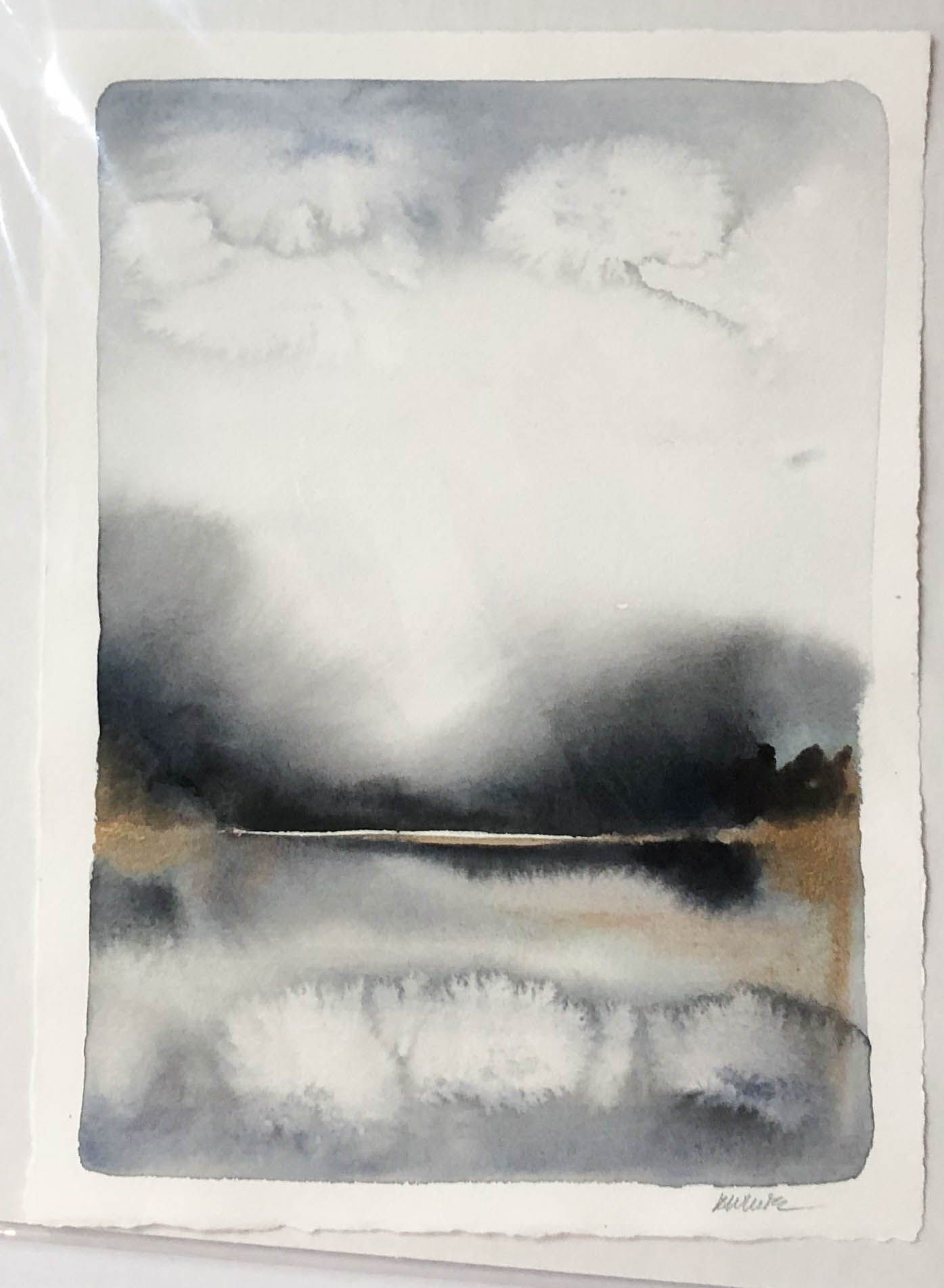 New Work By Artist Katie White We Have Framed And Unframed Pieces