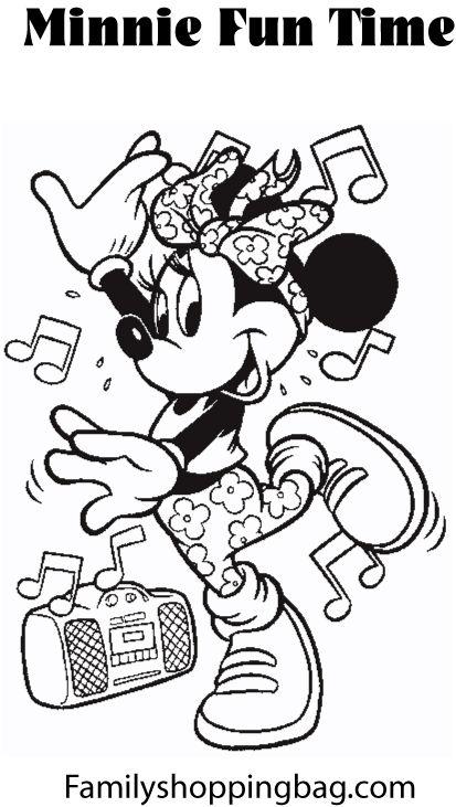 Coloriage Studio Danse.Epingle Par Thominot Bernie Sur Disney