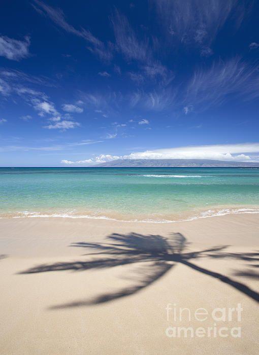 Perfect Day At Napili Bay, Maui, Hawaii