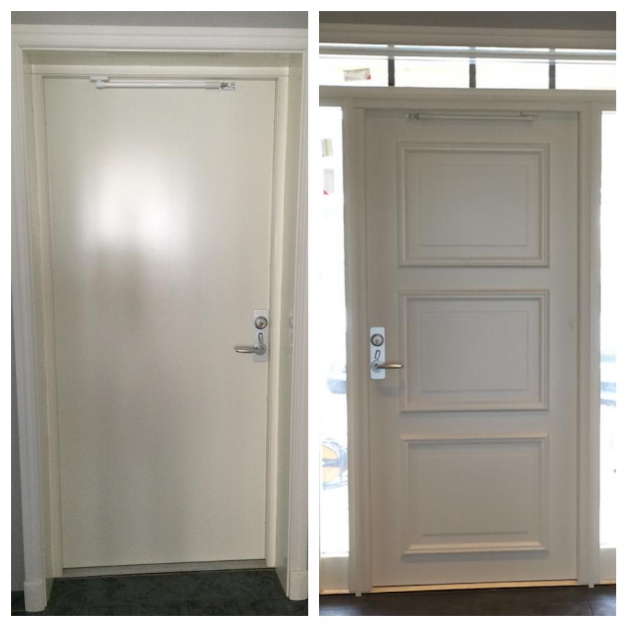 Dooria ytterdörr ljusgrön | Fönster & dörrar | Pinterest
