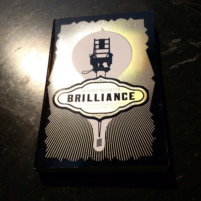 Brilliance By Anthony Mccarten Is A Fictionalised Account Of The