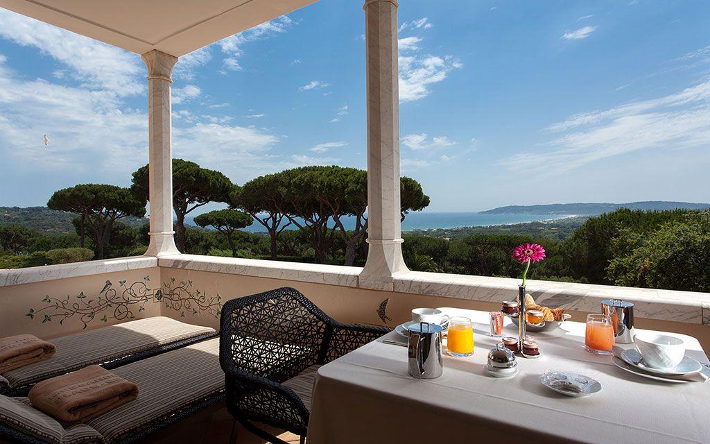 Hotel Saint-Tropez : Château de la Messardière - 5 étoiles Palace de luxe – Restaurant gastronomique St Tropez