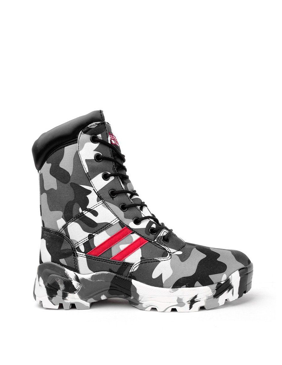 0a95409a0f3769 Boots B&W Camodresscode | Best Fashion Camo Boots | Camo Clothing – DOUBLE  RED USA