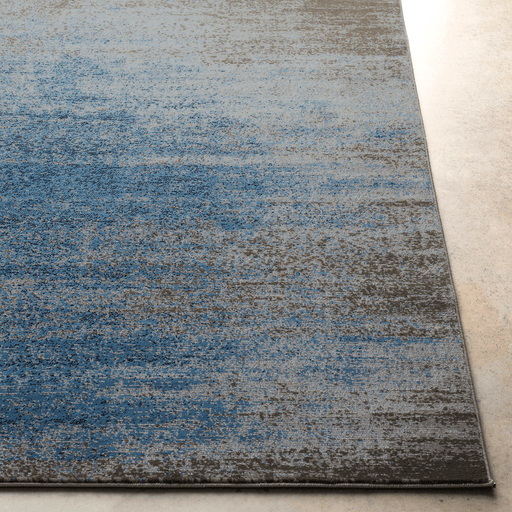 Denim Blue And Taupe Accent Wall: Rugs, Accent Decor, Wall Decor