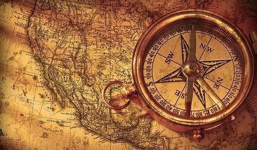 Compass, Pirates