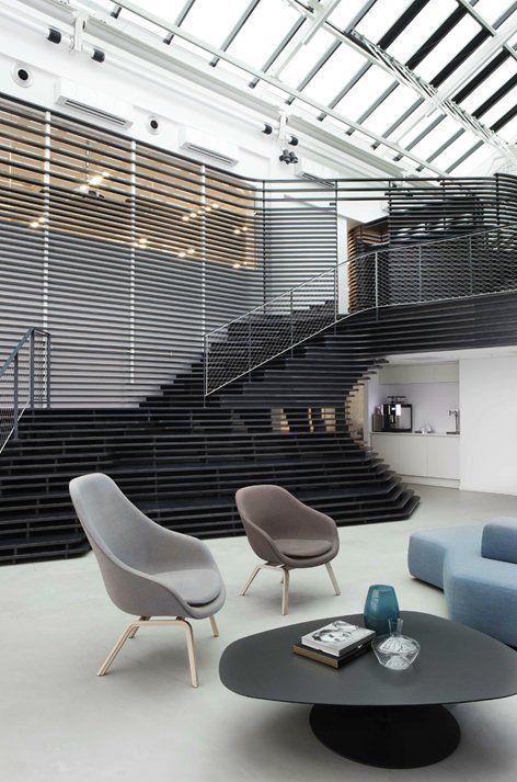 Arkwright, Oslo, 2014 - Haptic Architects