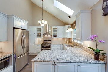 Kitchen Remodeling Silver Spring Md Diy Island With Seating Transitional Remodel Dc Metro Reico