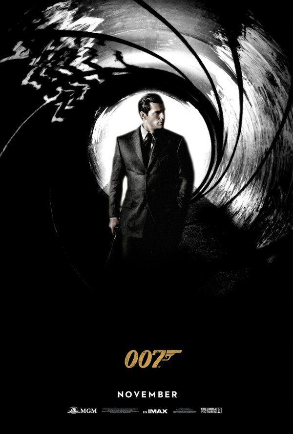 #Cavill4Bond would make an awesome Bond. #NextBond #HenryCavill #Cavill4Bond