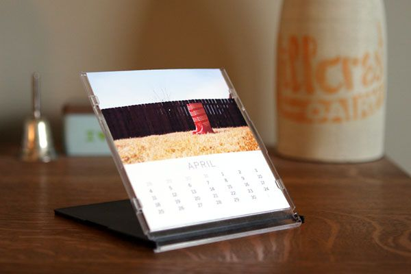 Photo Calendar Templates Fit In Jewel Case Circle Date Of Event