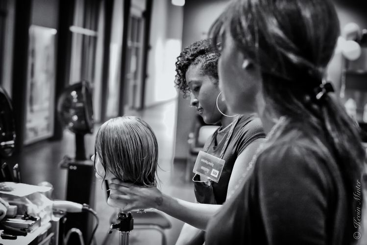 WE ARE PAUL MITCHELL THE RALEIGH (photos by Future Professional Kevin Minter)