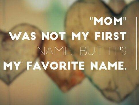 My Favorite Name