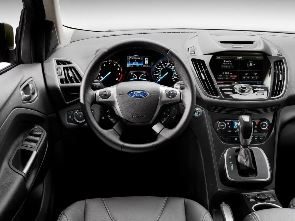 2014 Ford Edge Interior Ford Escape Ford Edge Ford Suv